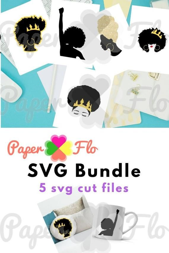 black woman svg files for cricut african american svg designs