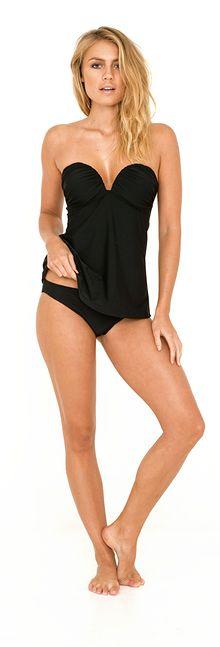 Buy ladies and girls sliding triangle bikini swimwear online shopping | ladies tankini bandeau