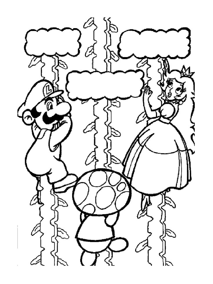 25  best ideas about coloriage mario on pinterest