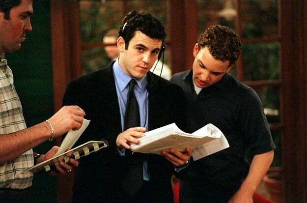 Boy Meets World - Fred and Ben Savage