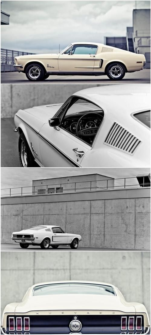 1967 Ford Mustang 2 plus 2 Fastback
