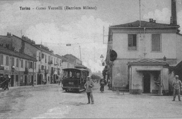Torino - corso Vercelli