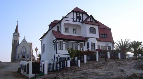 Hermosa House, Luderitz, Namibia