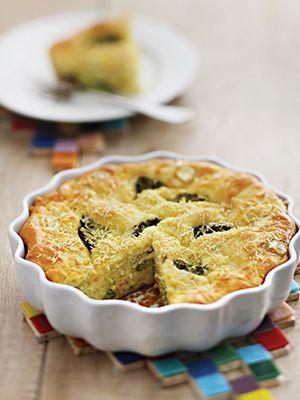 Torta de liquidificador com brócolis e queijo: http://abr.ai/1hBXi9T