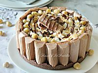 Torta tiramisu' fredda. Deliziosa torta fredda con crema al mascarpone e uova pastorizzate, semplicemente deliziosa.