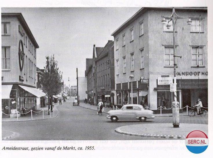 Ameidestraat Helmond (jaartal: 1950 tot 1960) - Foto's SERC