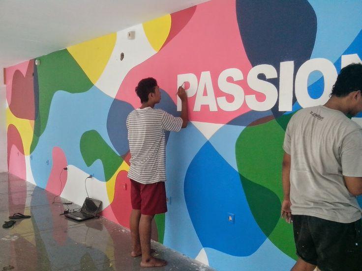 Wall Painting Jogja, Mural