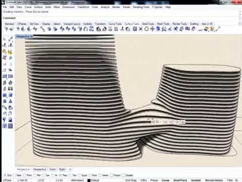 In these tutorials we will see the basic commands for architectural models. Remember subscribe to the YouTube channel and visit these sites: You Tube channel...