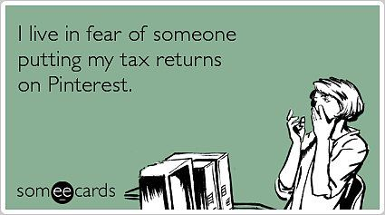 Tax Day Someecards