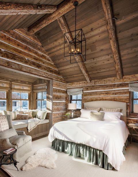 Relaxing Retreats | News | Log Cabin Homes