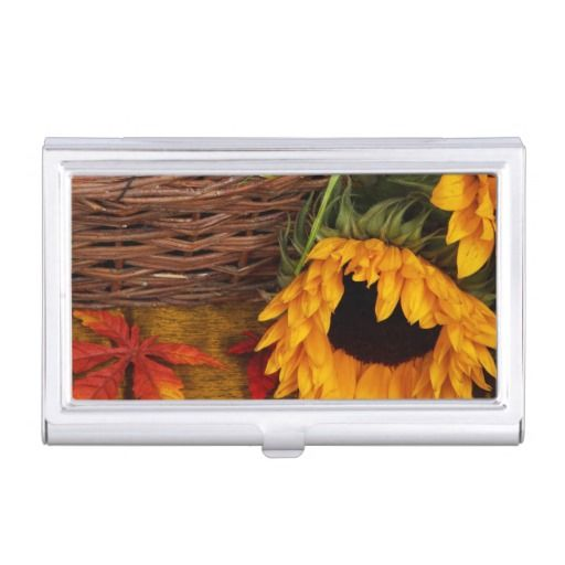 280 best business cards images on pinterest business cards carte fall harvest sunflowers case for business cards colourmoves Gallery