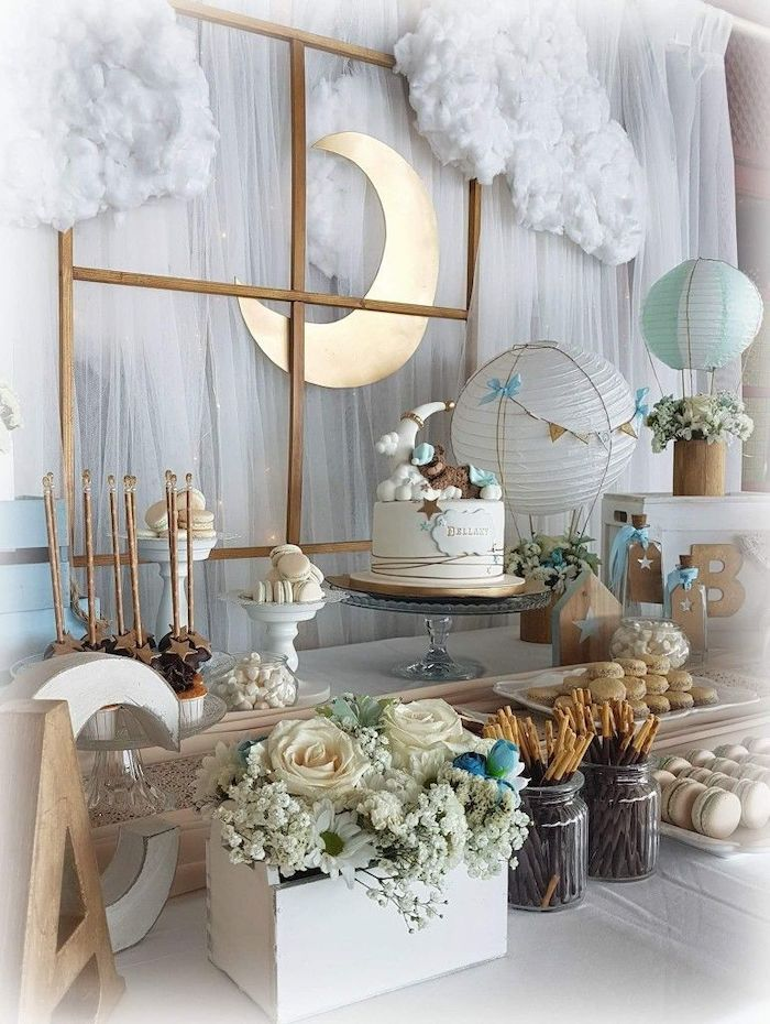 1001 Ideas For Unique Baby Shower Themes For Boys