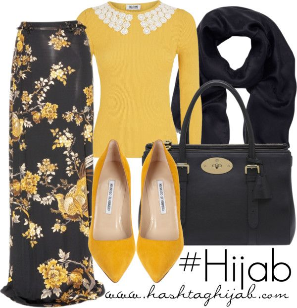 Hashtag Hijab Outfit #293- I don't wear a hijab but this is gorgeous!!