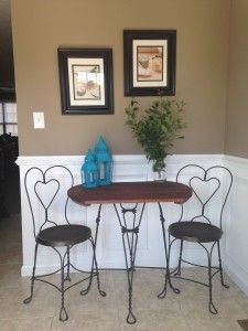19 Best Chicago Wire Images On Pinterest  Parlour Small Salon Cool Wire Dining Room Chairs Design Inspiration