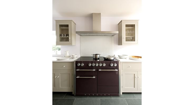 The Mercury Induction Ranges contribute to a sleek, modern look in any kitchen.