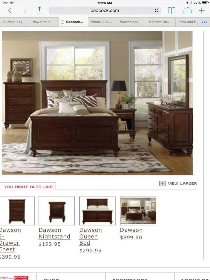 Badcock, Bedroom Furniture