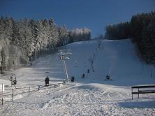 Ski-arealy Vysočina