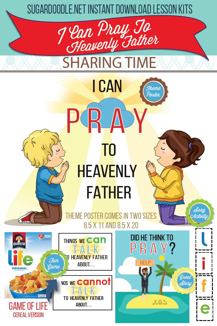 2016 - October Week 1 Sharing Time Kit Primary Sharing Time / Sharing Time 2016 Theme: I Know The Scriptures Are True / Primary Sharing Time Ideas to enrich your lessons. {Sharing Time October 2016 Week 1}