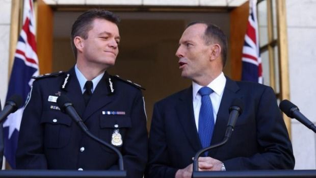 """June 29, 2015 The Abbott government's insistence on secrecy regarding boats carrying asylum seekers has been justified as """"not wanting to act as a news service for people smugglers."""" We can't tell... http://winstonclose.me/2015/06/30/cynical-moi-written-by-kaye-lee/"""