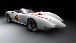 Speed Racer's Kit Car