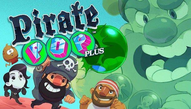 Pirate Pop Plus es el juego que los amantes del arcade más clásico estaban esperando. Se trata de un juego del estilo de Pang conocido también por muchos como Buster Bros que consiste en lanzar una fila de cadenas para explotar burbujas. El espíritu de este clásico arcade regresa a Nintendo 3DS y WiiU con Pirate Pop Plus al más puro estilo de los 8 bits.  Este juego cuenta con función cross-buy es decir si lo compras en WiiU podrás descargarlo en Nintendo 3DS completamente gratis y…