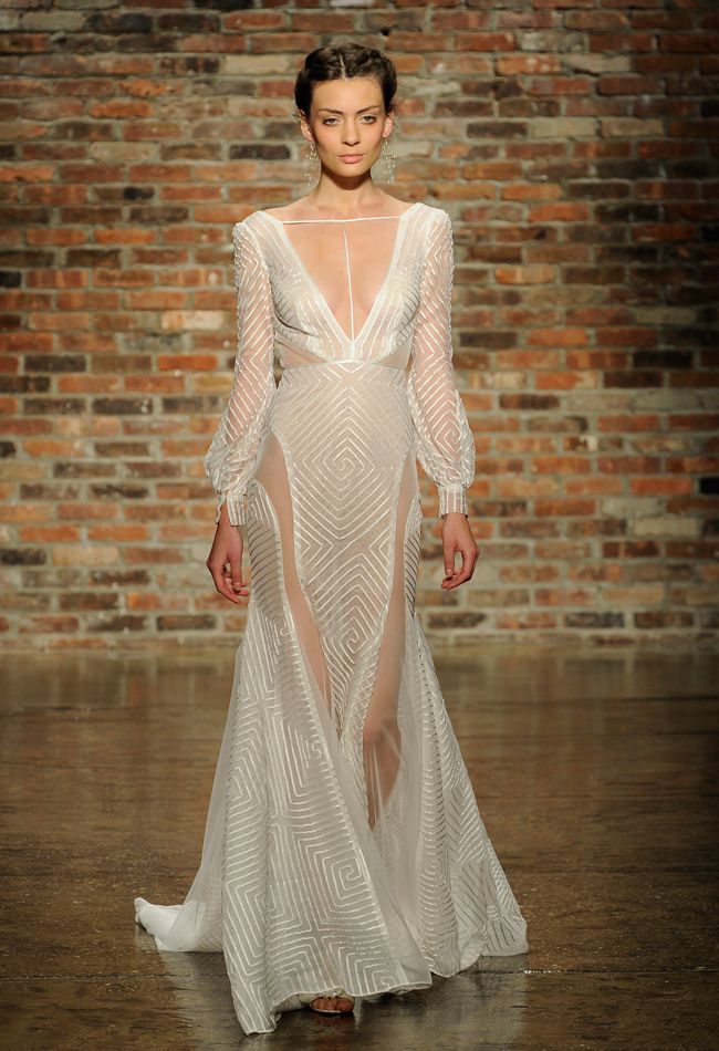 Haley Paige Bridal, Spring 2014