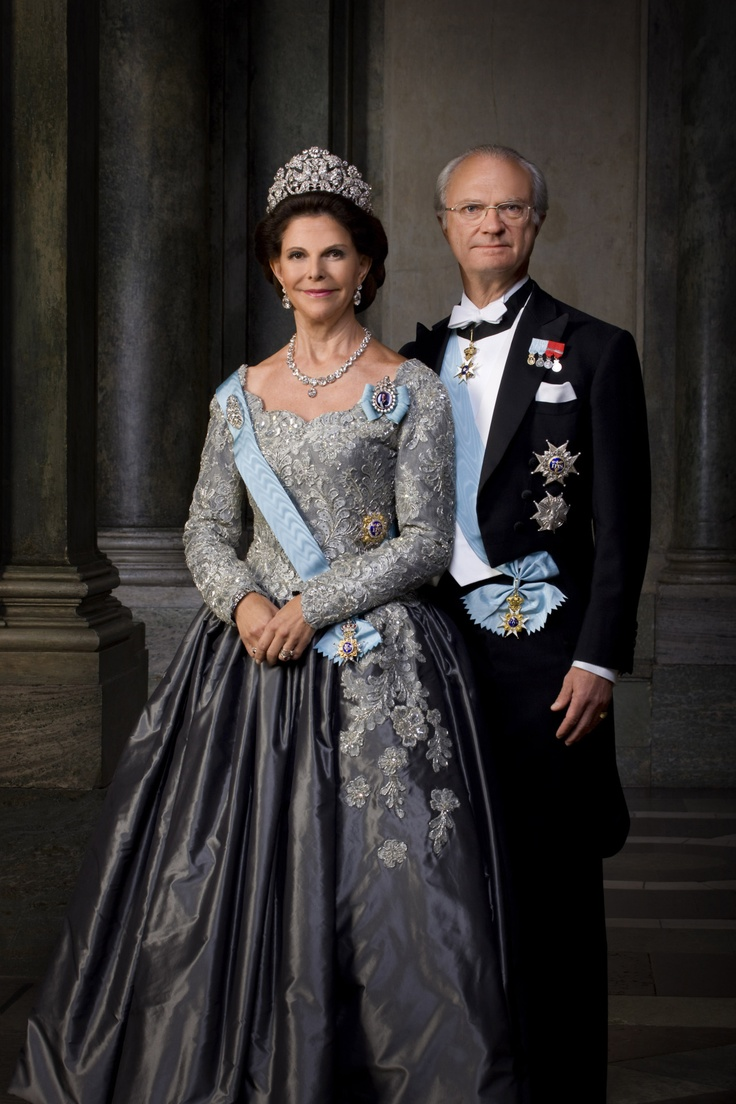 79 Best Images About T.M. King Carl Gustav And Queen