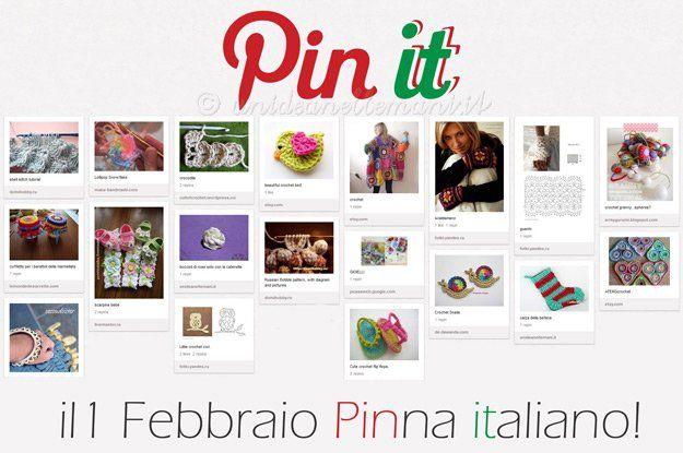 il 1° di Febbraio dedicato al Made in Italy su #pinterest , un'idea che ci piace molto !