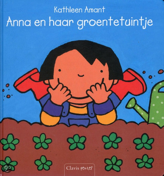 bol.com | Anna en haar groentetuintje + zakje wortelzaadjes, Kathleen Amant | Boeken...