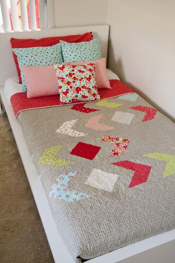 Lella Boutique: Meander quilt pattern
