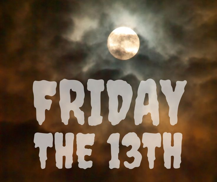 1000 Ideas About Friday The 13th Superstitions On