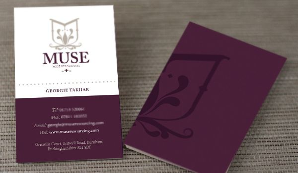 31 Elegant and Modern Business Card Examples | PSDFan