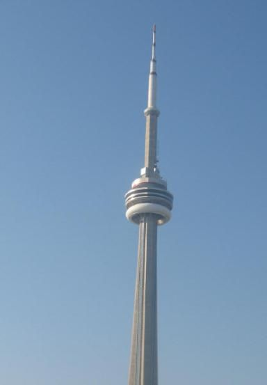 Top Things to Do in Toronto - CN Tower