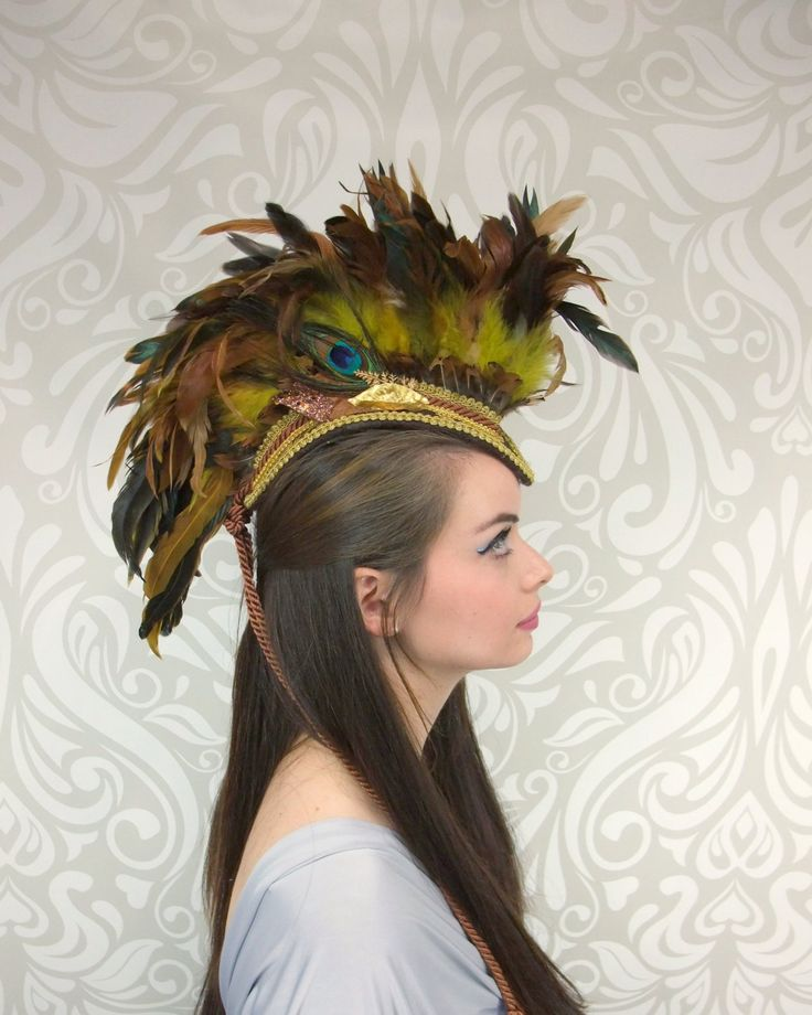 crystal mohawk headpiece - Google Search
