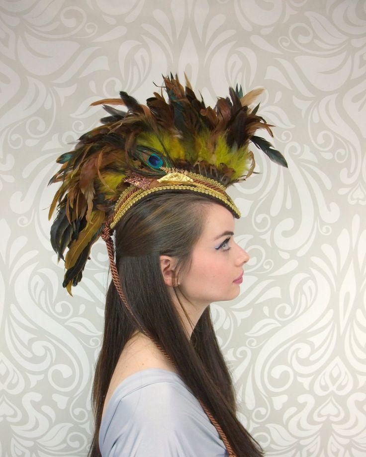 crystal mohawk headpiece - Google Search