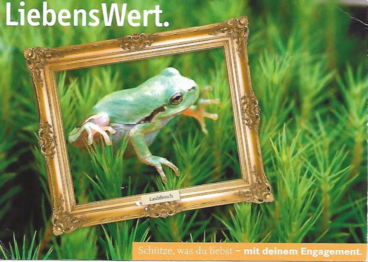 Hello Maud,  Here a card from Germany. The card is from the Nature Foundation. I hope you like it. Ralf.