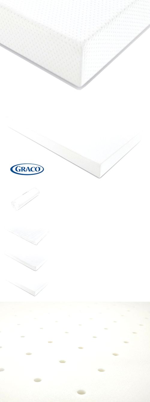 Crib Mattresses 117035: Graco Premium Foam Crib And Toddler Bed Mattress, Standard And Full Sized -> BUY IT NOW ONLY: $55.54 on eBay!