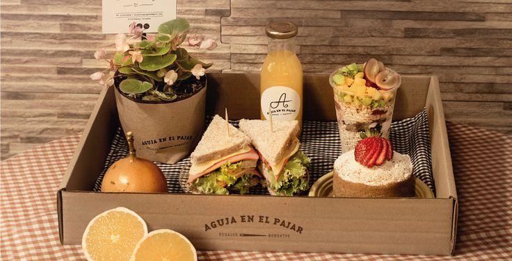 Desayunos a domicilio ideas para el hogar breakfast breakfast basket y lunch - Regalar desayuno a domicilio madrid ...