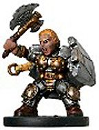 Dwarf Sergeant- Uncommon - Giants of Legend - USED for  �3.50   Postage