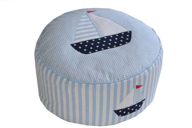 Sitzsäcke - Bodenkissen Sitzsack - ein Designerstück von Carlotta-Schokomilch bei DaWanda