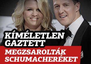 Botrány, megzsarolták Schumachert
