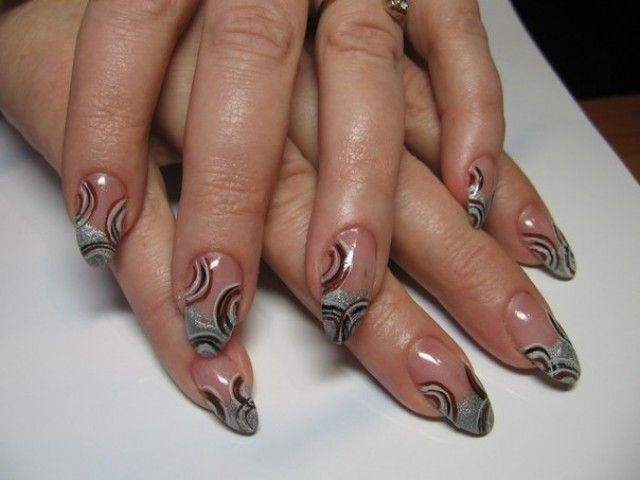 Fingernageldesign 2014 by Svetlana 24