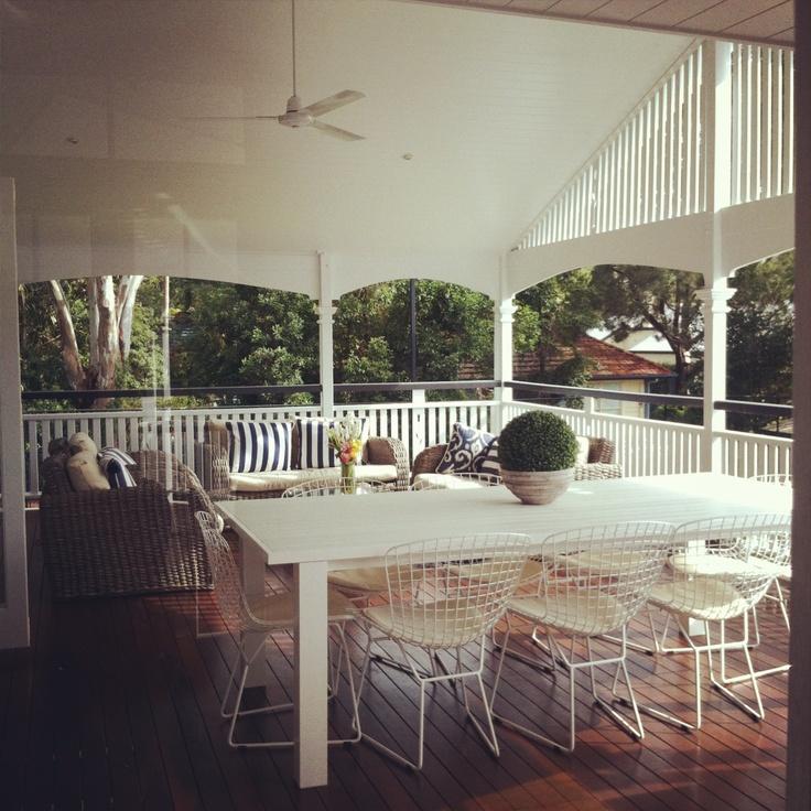 perfect veranda