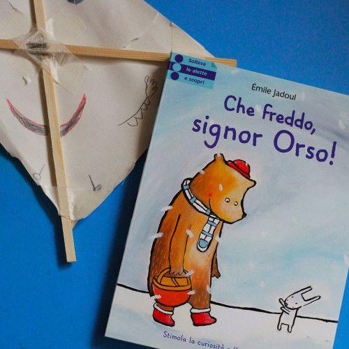Libri per bambini: Che freddo, signor Orso!
