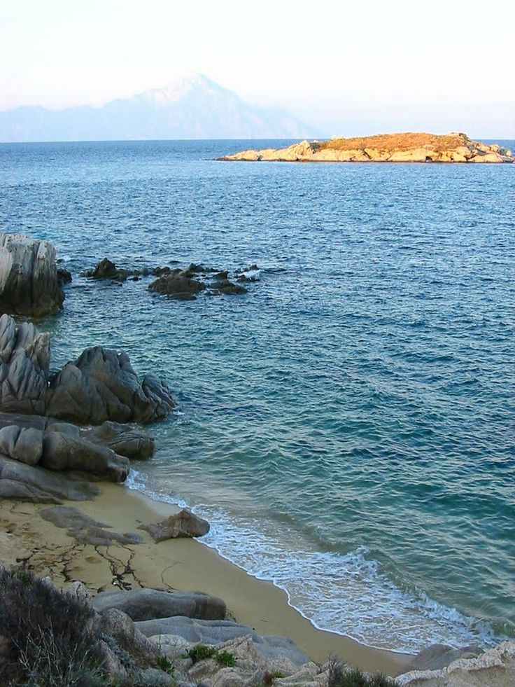 Greece, Chalkidiki