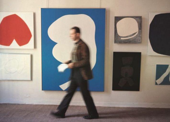Ellsworth Kelly, 1963. Mehr
