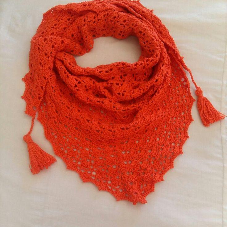 Travel scarf