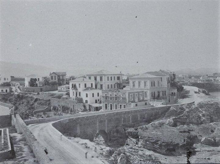 Χανιά Χαλέπα 1907.