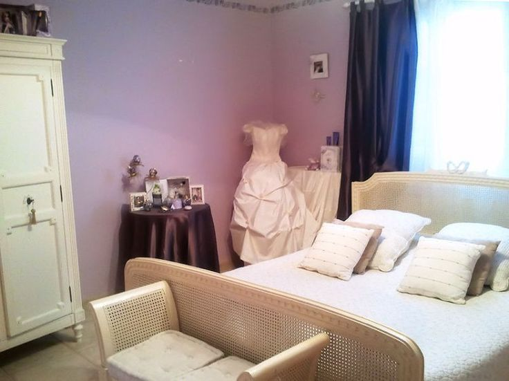 98 best Chambres Romantiques images on Pinterest | Master bedrooms ...