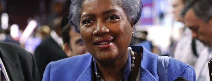 """Former Democratic National Committee (DNC) interim chairwoman Donna Brazile writes in a new book that it """"broke my heart"""" when she discovered evidence that she said showed Hillary Clinton's campaig…"""
